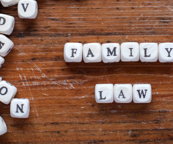 family law - concept